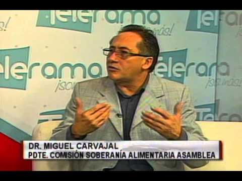 Dr. Miguel Carvajal