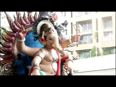 Chinchpokli cha chintamani Aagman sohla 2017  (BY Rishikesh Mahajan) OFFICIAL VIDEO   FULL HD