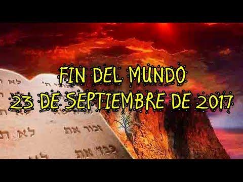 Fin Del Mundo 23 De Septiembre 2017 - ANÁLISIS