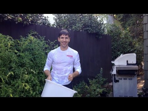 NCIS - Brian Dietzen's Ice Bucket Challenge