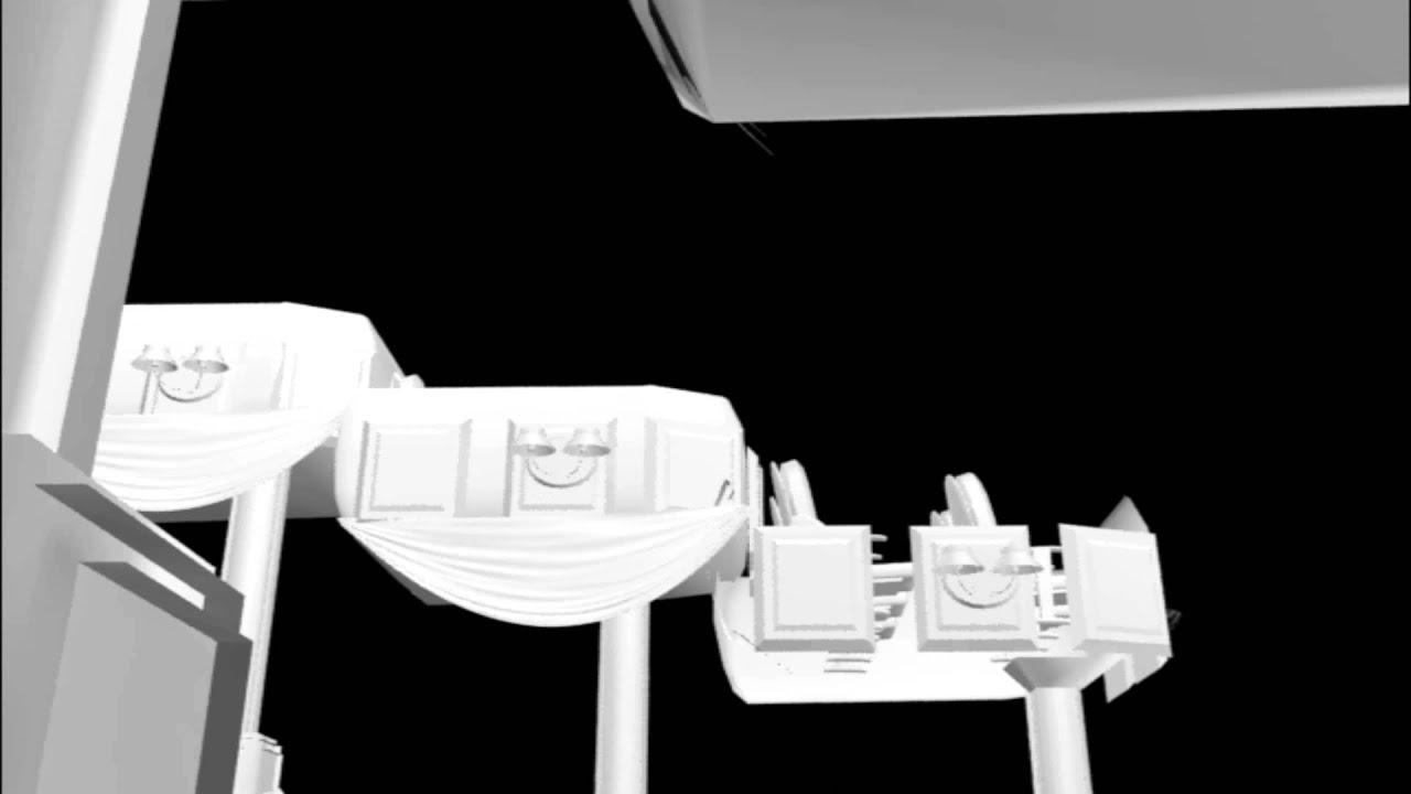 Theatre Interior (3D Model)