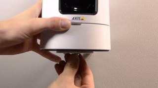 AXIS V5915 vidéo