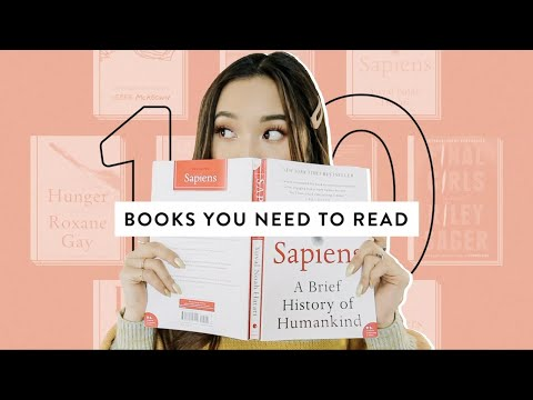 10 Books You Need To Read 📚