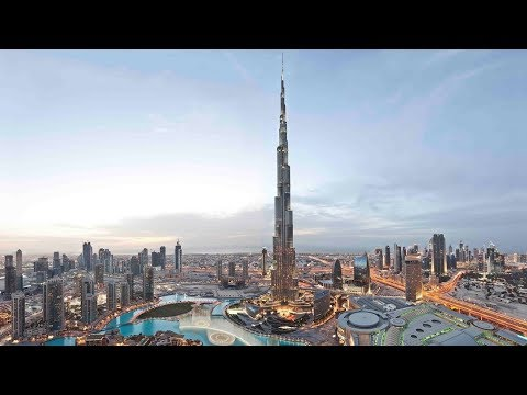 Armani Hotel Dubai (inside Burj Khalifa, world's tallest tower): full tour
