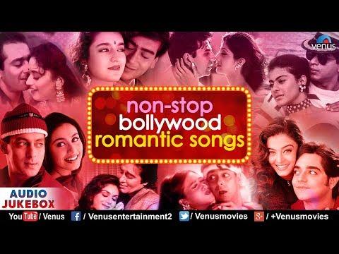 Non Stop Bollywood Romantic Songs   Best Evergreen Hindi Songs   JUKEBOX   90's Bollywood Love Songs