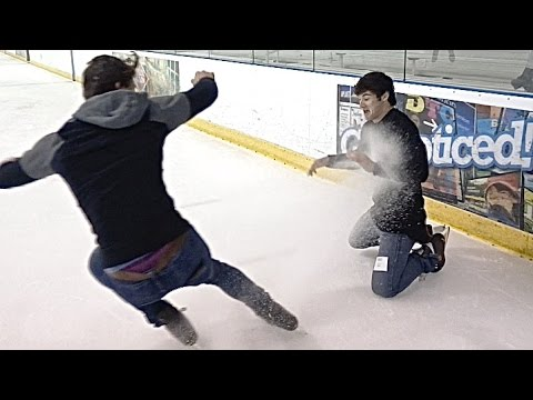 BACK ON THE ICE | Day In The Life
