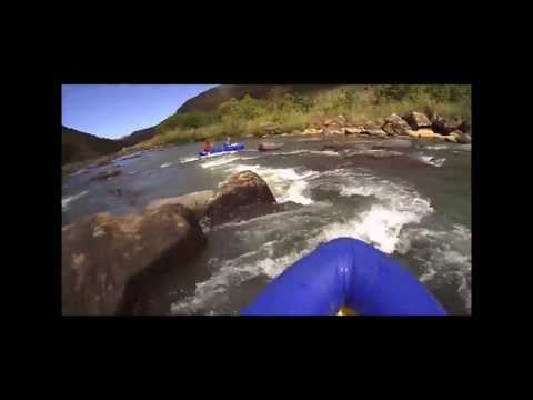 White river rafting - Oribi Gorge - Umzimkhulu River