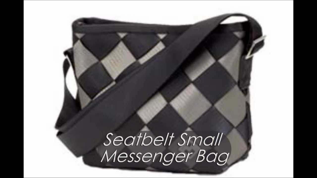 4c4b2a3e2a BagInspiration  Harvey Seatbelt Bag by Maggie Bags - YouTube
