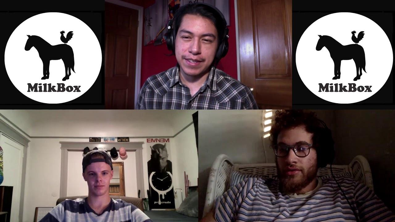 The DUCU And Horror Genre Milkcrate Podcast#8