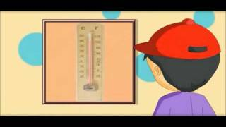 Thermometer - Measuring Temperature  - Lesson - Education videos  for kids from www.makemegenius.com