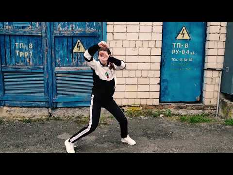 Танцуем современный танец хип хоп. Уроки танцев от Ksusha Fox