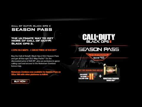 ¿Que es el Season Pass/Pase de temporada? Explicando todo! [Black Ops 2]