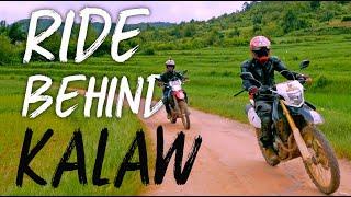 Ride behind Kalaw - Motorbike tour