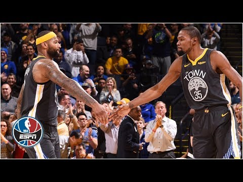 Warriors take over in 4th quarter for win vs. Jazz | NBA Highlights
