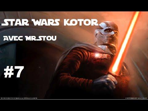 Star Wars Kotor Fr épisode 7 : La ville souterraine