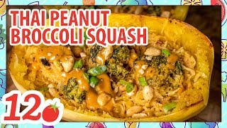 How to Make: Thai Peanut Broccoli Squash