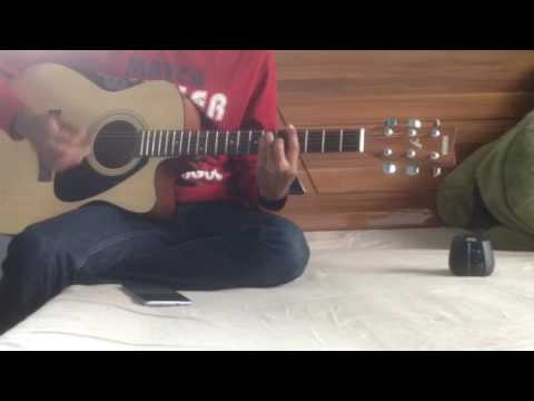 Justin Bieber - Let me love you guitar chords cover - YouTube