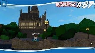 HARRY POTTER theme PARK! #87-ROBLOX