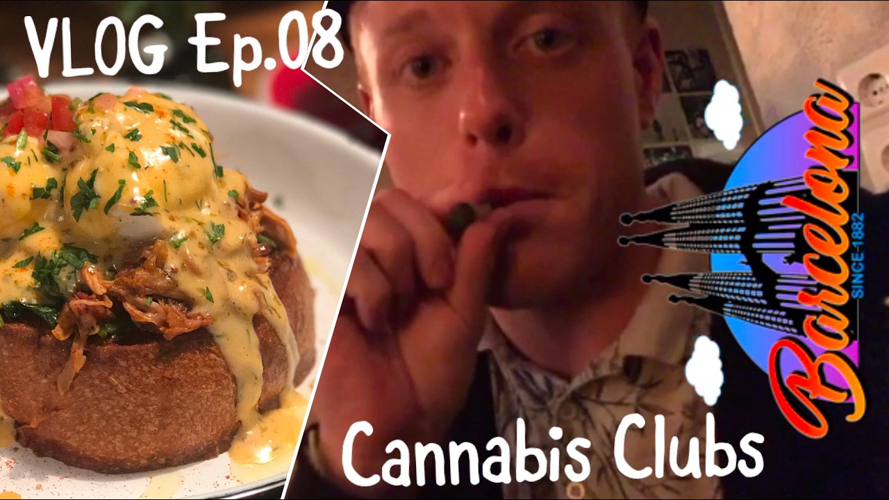 COFFEESHOPS IN BARCELONA????? DAILY VLOG 08! +Epic Food Porn Munchies Best Brunch Restaurant