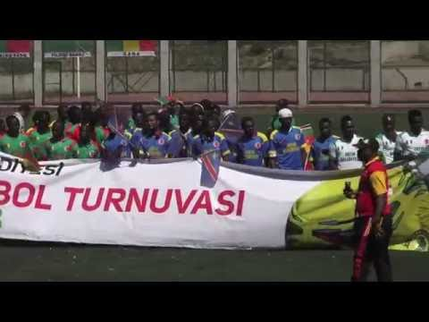 African Cup of Nation 2013 in Istanbul Turkey (NICOT)