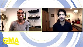Issa Rae And Kumail Nanjiani Talk About Their New Movie, 'the Lovebirds' L Gma