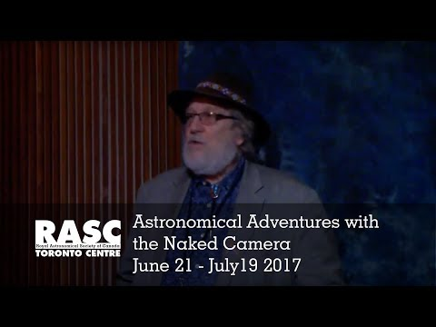 Astronomical Adventures with the Naked Camera