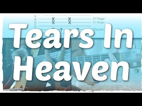 """Tears In Heaven"" Complete Practice Guide - Guitar Tutorial + Play-Along's"