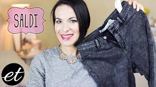 Shopping coi SALDI - Haul Abbigliamento #6 // ElenaTee Thumbnail