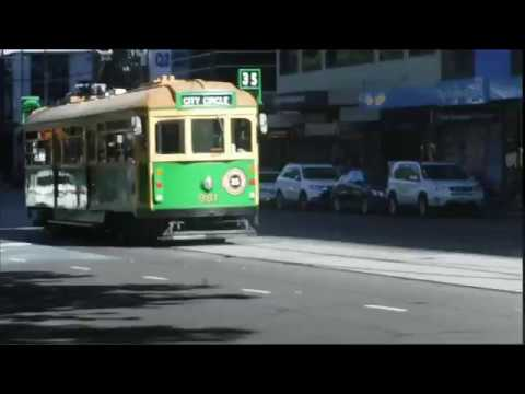Transport In Melbourne On Grand Prix Weekend