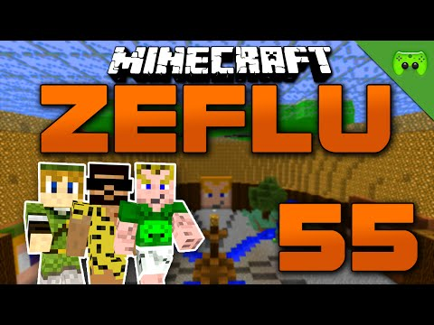 MINECRAFT Adventure Map # 55 - Zeflu «» Let's Play Minecraft Together | HD