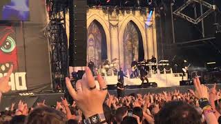 Ghost live at Download Paris 2018