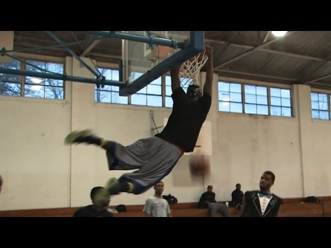 Dunk Godz Official 2014 EliteMixtape! CRAZY Bounce