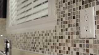 RONA - How to Install Mosaic Tiles