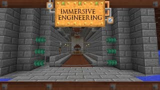 Immersive Engineering | Episode 18 | Railgun & HV Base Defense