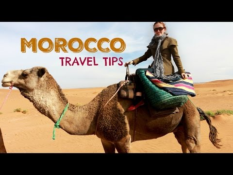 TOP 5 MOROCCO TRAVEL TIPS