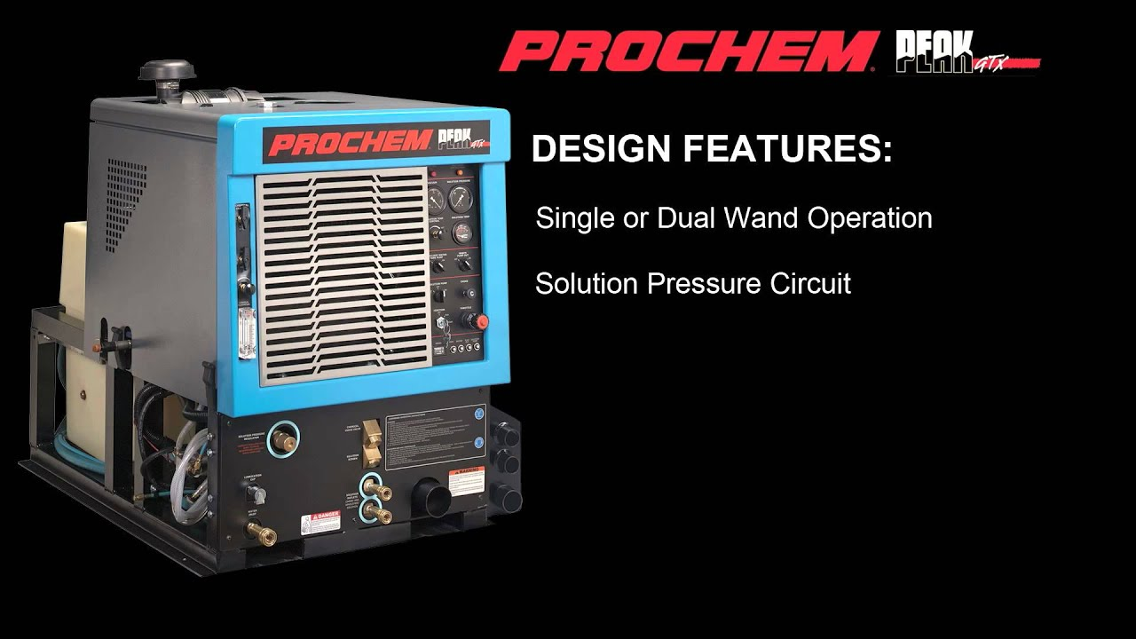 Prochem Legend Wiring Diagram