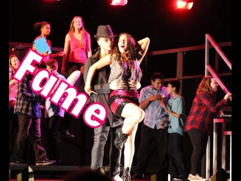 Fame Scene ~ Fame the Musical ~ Middletown Stage Company