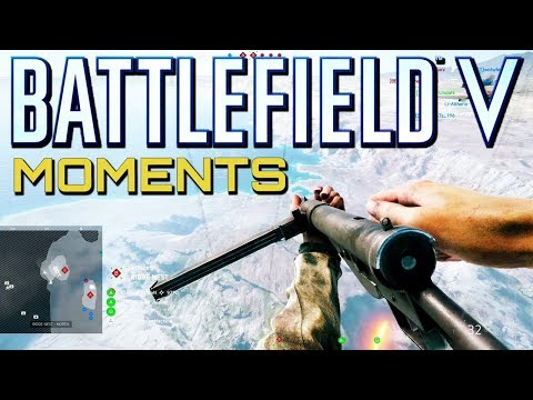 Battlefield 5: Messy Aggressive Plays! (Battlefield V Multiplayer Gameplay) thumbnail