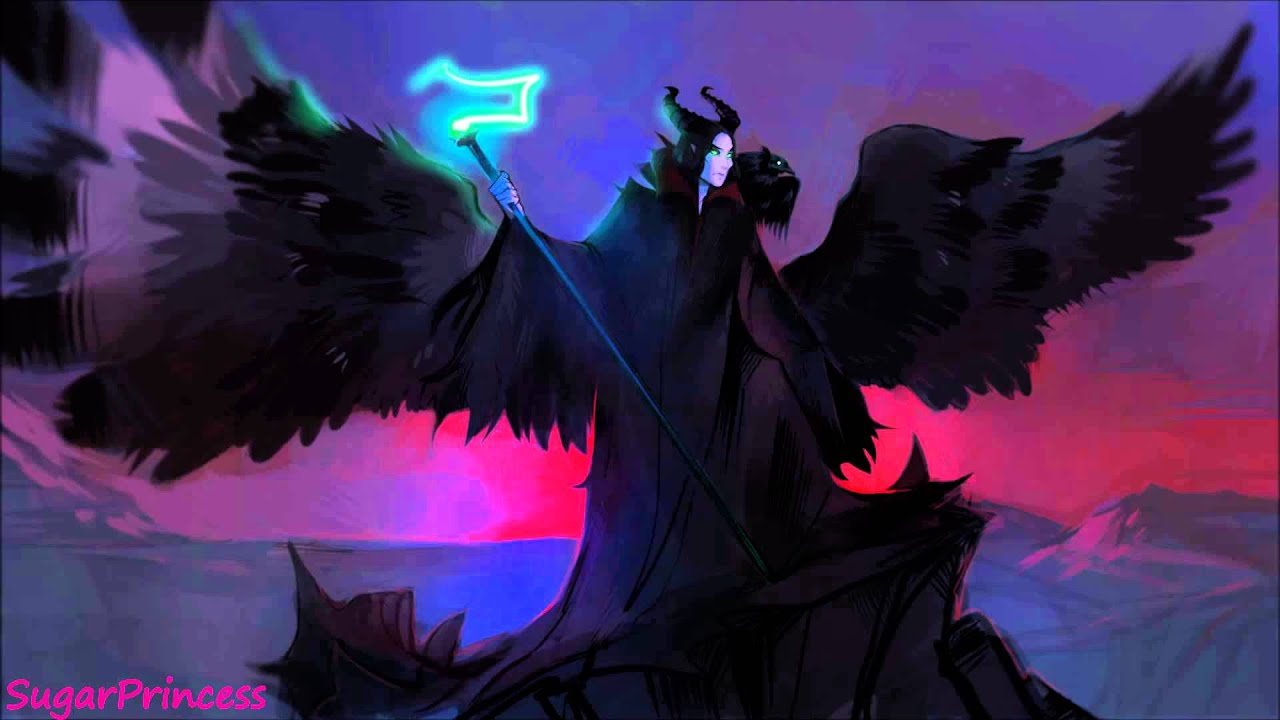Maleficent Bird Guy