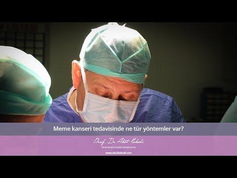 Meme kanseri tedavisinde ne tür yöntemler vardır? - Prof. Dr. Abut Kebudi