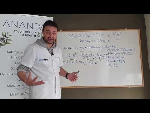 Consejos Sobre El Magnesio. ¿Cuál Es El Mejor Tipo Y Para Que Sirve?