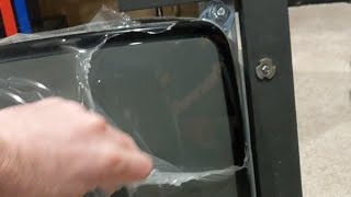 Let's Make: Robotron Mini Back Door Install & Peeling Plastic