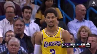 HIGHLIGHTS: Lakers at Thunder (1/17/19)
