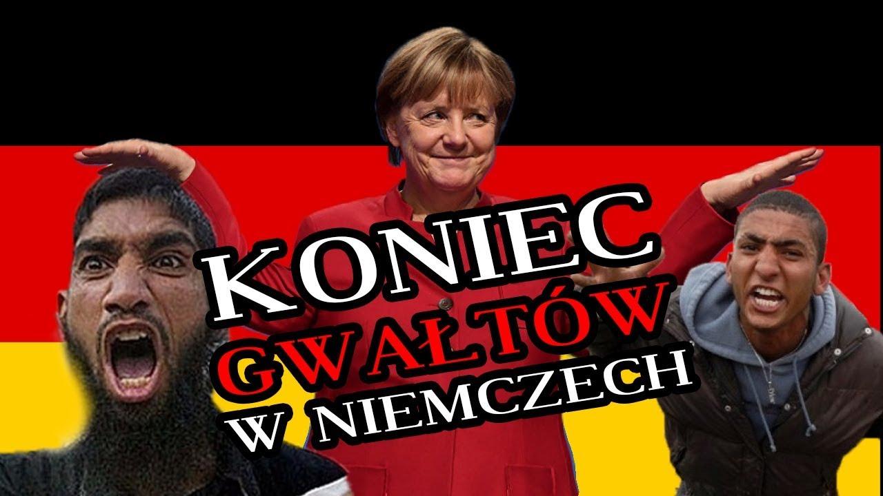 Imigranci Ich NIENAWIDZĄ! Niemcy Znaleźli Sposób Na Gwałty! Angela Merkel vs Islam | Top News #19