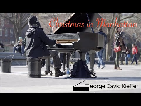 george-david-kieffer---christmas-in-manhattan-[official-video]