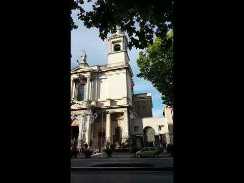 Campane Parrocchia Santa Maria Ausiliatrice Roma
