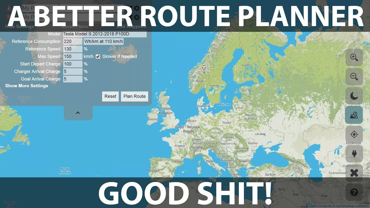 A Better Route Planner Review Youtube