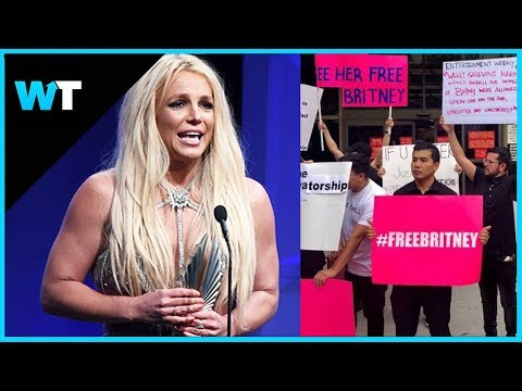 Britney Spears Says #FreeBritney is 'Out of Control'