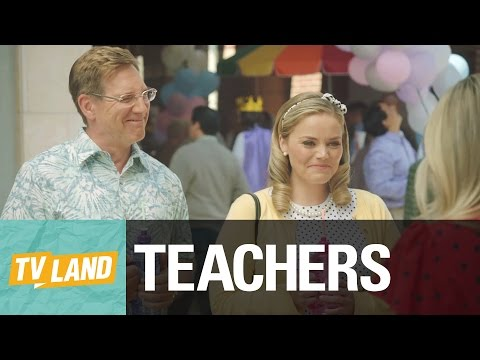 'You're Here With Him?!' Ep. 5 Bloopers  Teachers on TV Land Season 2