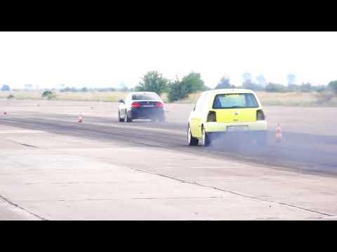 BMW E92 335D 480HP vs VW LUPO 1.9D